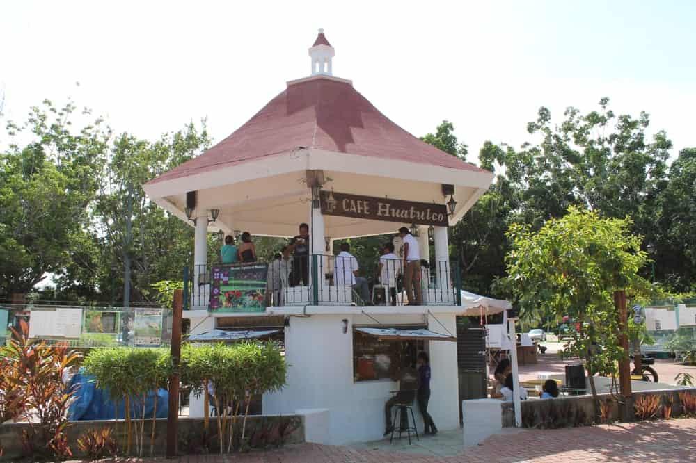 Cafe Huatulco in Santa Cruz Huatulco