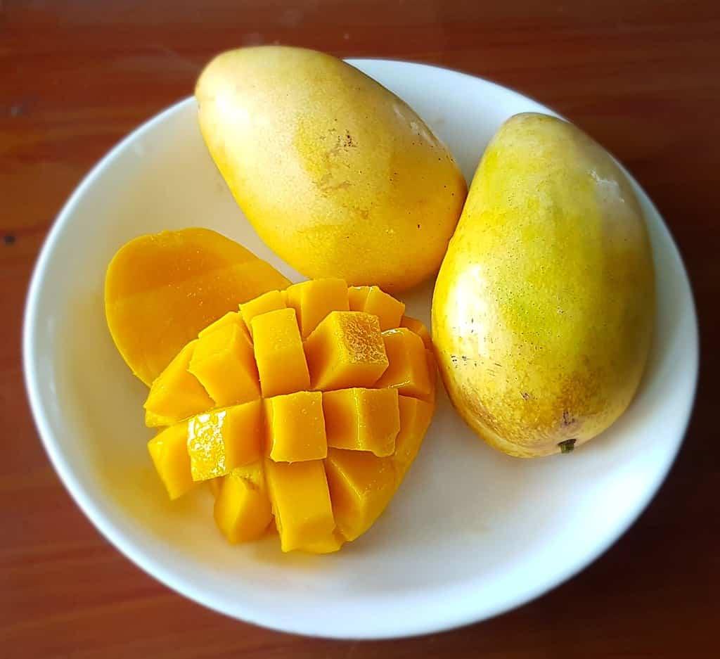 Mangos mexican fruit
