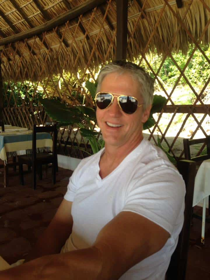 living in Mexico with Richard Webb