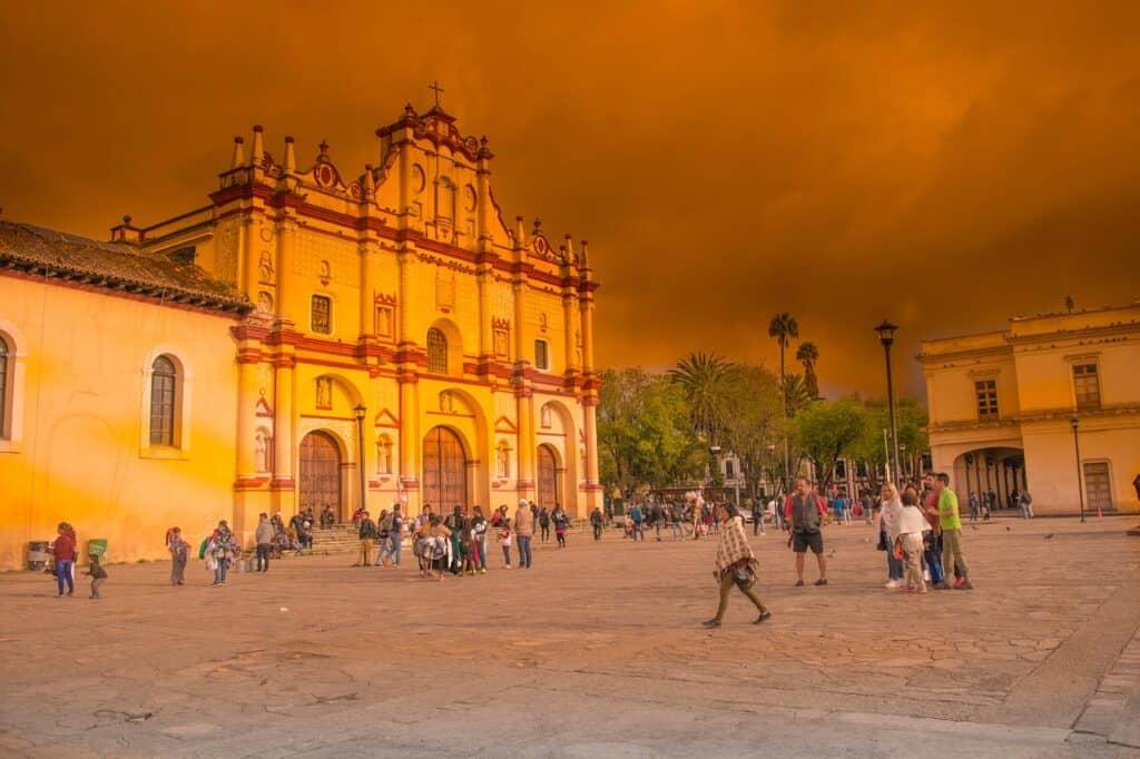Safest Cities in Mexico: San Cristobal de las Casas