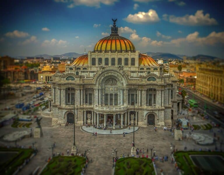 Mexico City is mexico safe